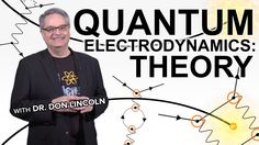 The Standard Model of particle physics is composed of several theories that are added together. The most precise component theory is the theory of quantum el. Science For Kids, Science And Nature, Quantum Electrodynamics, Nuclear Technology, Quantum World, Big Data Technologies, Natural Philosophy, School Tool, Astronomy