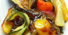 Le verdure grigliate non sono una novità per nessuno, ma queste si accompagnano ad una salsina alla senape che le rende veramente particola...