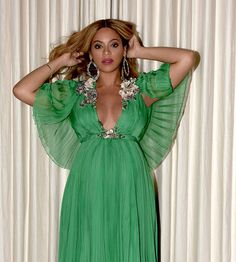 Sasha Fierce from Beyonce's Pregnancy Fashion With Twins  Bow down to the Queen of pregnancy fashion.NEXT GALLERY: Beyoncé Moments You Forgot Existed