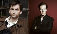Benedict Cumberbatch and David Tennant's Mansfield Park to mark Austen anniversary: The Sherlock actor and former Doctor Who star both appeared in the 2003 Radio 4 adaptation of the celebrated 19th century novel.   On BBC Radio 4 starting May 12th.