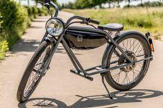 MEIJS Motorman - Retro Styled Moped | Man of Many