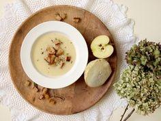 Biela zimná polievka