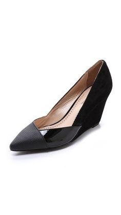 122 Beste Wedges images on Pinterest     Wedges, Cleats and Seychelles 08b530