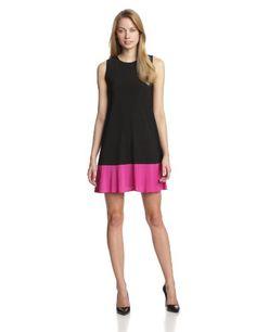 Tiana B Women's Solid Sleeveless Color Block Swing Dress,... https://www.amazon.com/dp/B01CDF76SS/ref=cm_sw_r_pi_dp_x_8cgvybJB550TR