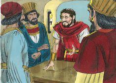 Io e un po' di briciole di Vangelo: (Lc 9,7-9) Giovanni, l'ho fatto decapitare io