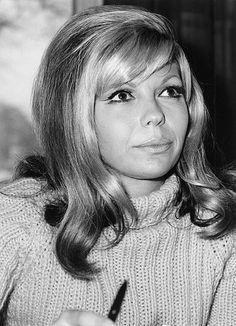 Sinatra jun., Nancy *-Saengerin, Schauspielerin, USA- Portrait- 1969