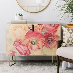 Soft Whispers Credenza Lisa Argyropoulos