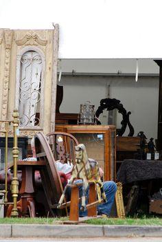 Arundel Eccentrics: Newark Antique Fair