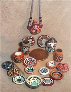 1 48 Scale Southwest Dollhouse Miniature Southwestern Style Bowl | eBay