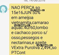 Promoções Pingo Doce - Antevisão descontos 50% só 15 e 16 junho - http://parapoupar.com/promocoes-pingo-doce-antevisao-descontos-50-so-15-e-16-junho/