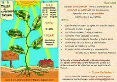 Psicología Integral Uruguay: Taller de Alimentación Integral Por Humus Alimenta...
