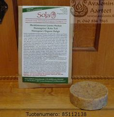 Mesikämmenen Luomu Herkut, Sola Saippua Handmade Soaps, Bread, Food, Meal, Essen, Hoods, Breads, Meals, Sandwich Loaf