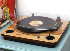 Whether you're new to vinyl or have built up a solid collection over time, you'll want to invest in a reliable turntable that can fill the room with full, unfussy sound.