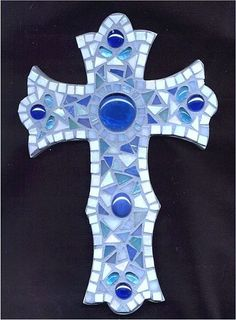 Google Image Result for http://www.ebsqart.com/Art/Decorative-Functional/Glass-Mosaic/474509/650/650/Blue-Mosaic-Cross.jpg