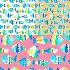 Test color 2.  #gatosyrinocerontes #pattern #surfacedesign #patterndesign #watercolor Sprinkles, Instagram Posts, Pattern, Rhinos, Gatos, Colors, Model, Patterns, Pattern Print