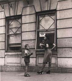 Vintage Harlem 1940's