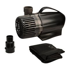 aquanique 3600 GPH Waterfall Pump * Read more reviews of the product by visiting the link on the image.