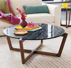 Great table the whole collection is lovely....Atlas Collection by Brad Ascalon for DWR /Design Within Reach