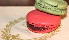 The exquisite macarons from Ladurée, Paris, can also be found in NYC! Have you ever tried them?