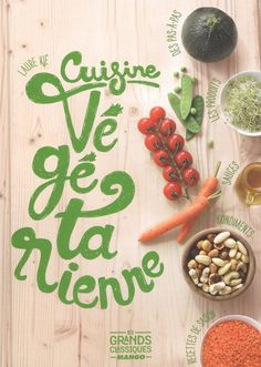 Cuisine végétarienne, de Laura Kié (2014).