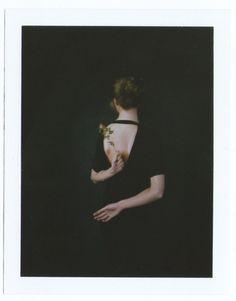 Fine Art Polaroid.  #polaroid