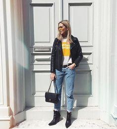 "551 likerklikk, 6 kommentarer – Samsøe & Samsøe Official (@samsoesamsoe) på Instagram: ""@moderosa outshines the sun in Alvina sweatshirt. #summer2017 #samsoesamsoe #samsøesamsøe…"""