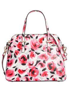 kate spade new york Cedar Street Rose Maise Satchel - kate spade new york handbags - Handbags & Accessories - Macy's