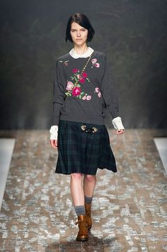 Fall 2013 Fashion Forecast: 12 Trends To Know Now | StyleCaster