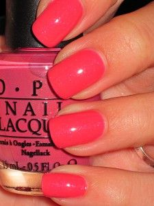 OPI+My+Address+is+Hollywood+LOVE! - Click image to find more Hair & Beauty Pinterest pins