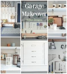 Love it? Share away!It's here! I swear I blinked and 6 weeks went by. Today we're sharing the reveal of our One Room Challenge project, our garage! Six short weeks ago we shared the nightmare-inducing before pictures of our garage, and I'm happy to say that I can officially declare these pictures a thing of … … Continue reading →