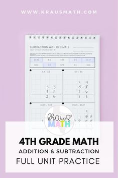 ADDITION & SUBTRACTION SELF-CHECK WORKSHEET BUNDLE! *3rd and 4th Grade TEKS Aligned: 3.4A & 4.4A*Addition and subtraction problems are within 10,000 #4thgrademathteks #3rdgradmathteks #homeschool #distancelearning #worksheet