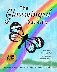 The Glasswinged Butterfly Splash Studio, Butterfly Books, Happiness Challenge, Affirmation Cards, Kids Cards, My Happy Place, Things To Know, Ebook Pdf, Free Ebooks