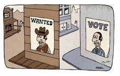 Evolución de los criminales.