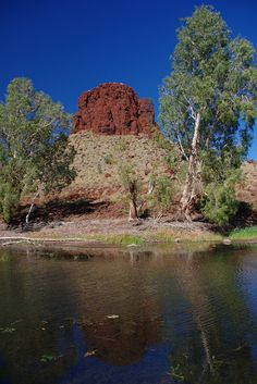 Spent many a day of my childhood here - 'Panna' Hill, Pannawonica, Western Australia by paulmoore61, via Flickr