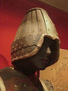 Ming Dynasty helmet.