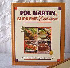 Vintage Pol Martin Cookbook 1993 Everyday Cooking Complete