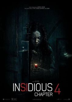 Insidious Chapter 4 new Poster Horror Wallpapers Hd, Movie Wallpapers, Ghost Movies, Hd Movies, Horror Movie Posters, Horror Movies, Super Scary Movies, Conjuring 3 Full Movie, Movie Co