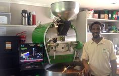 A master of his craft and quite an inspiration - Mzukisi - the man who roasts for - look out for his favourite coffees on the site soon! Frog Logo, Tasting Room, Kitchen Aid Mixer, Coffee Beans, Roasts, Instagram Posts, Blog, Inspiration