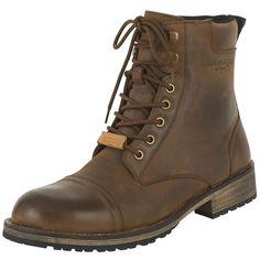 competitive price 45822 92641 Furygan caprino d3o sympatex coffee marron homme,Furygan Equipement moto  homme-Chaussures et bottes
