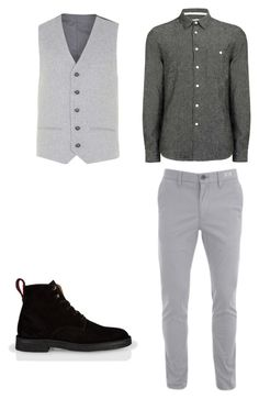 """""""2"""" by nycmoo on Polyvore featuring Topman, Paul Smith, men's fashion и menswear"""