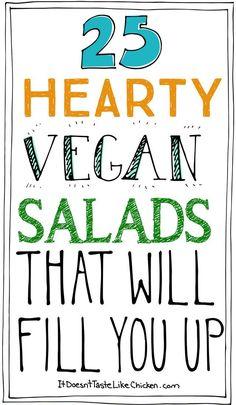 16 Vegan Salad Dressings!! All the classics made vegan, plus a few more great ideas.
