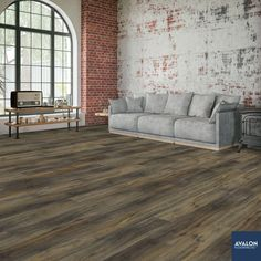 "Trendsetter 7.48"" Water-Resistant Laminate Flooring 