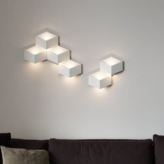 These 26 Brilliant LED Wall Mounted Lights Are a Work of Art - Ritely Wall Lights, Ceiling Lights, Wall Mounted Light, Light Art, Contemporary Interior, Kitchen Lighting, Lighting Design, Light Fixtures, Home Decor