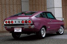 Retro Cars, Vintage Cars, My Dream Car, Dream Cars, Car Hd, Japanese American, Japan Cars, Car Photos, Vintage Japanese