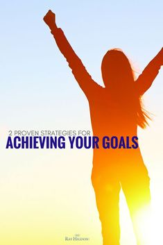 2 Proven Strategies For Achieving Your Goals In Network Marketing. If you want to start actually achieving your goals in network marketing, this will help. Here I share 2 strategies that really work for helping you crush your goals and hit new ranks. via @rayhigdon #goals #networkmarketing #entrepreneur #teambuilding #leadership #prospecting