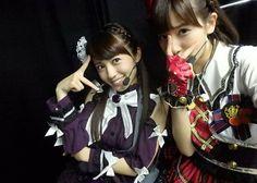 anchan and rikyako!!