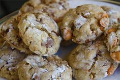 Butter Pecan Cookies. If you cannot find vanilla butternut flavoring, Addam's Extract Company says it is equal parts vanilla, almond, butter extracts.