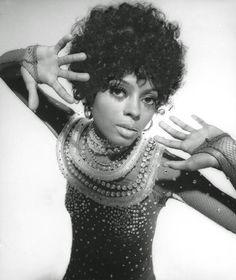 Diana Ross - 1970.