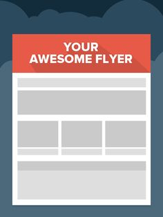 Smore - website for making flyers and newsletters online, also good for making handouts
