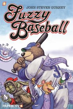Cover image for Fuzzy baseball